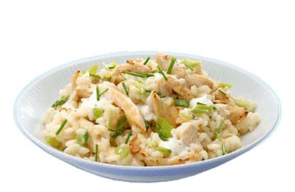 risotto met kip