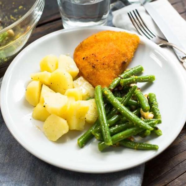 zonnige-sperzieboontjes-met-aardappel-en-cordonbleu