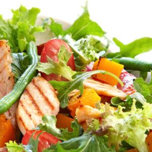 salade-gerookte-kip