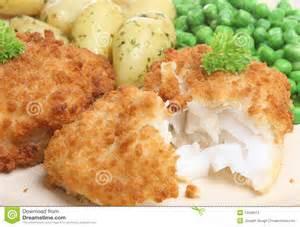 gepaneerde vis