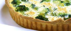 quiche broccoli